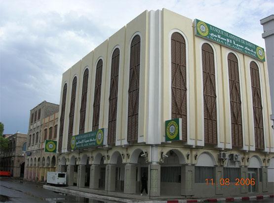 China Overseas project  Overseas project>>DjiboutiBankbuilding