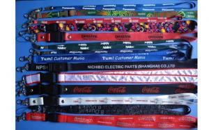 China Custom printed lanyards Customized lanyards on sale