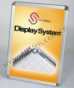 China Poster Frames Aluminum Snap Frames AF on sale