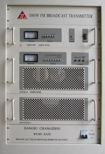 China |FM Transmitter>>FM Transmitter>>1KWSolidStateFMTransmitter on sale