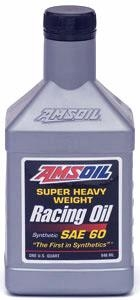 China AMSOIL SAE 60 Synthetic Racing Oil on sale