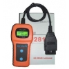 China Code Scanner U281 CAN VW/AUDI Memo Scanner for sale