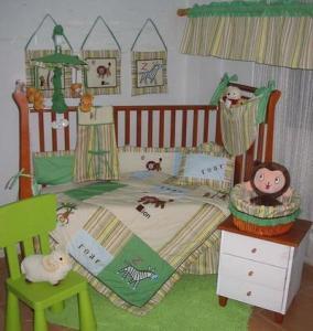 China Baby Bedding Set (Animal) on sale