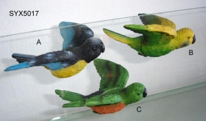 China Polyresin 3D Window Magnet - Flying Bird (SYX5017) on sale