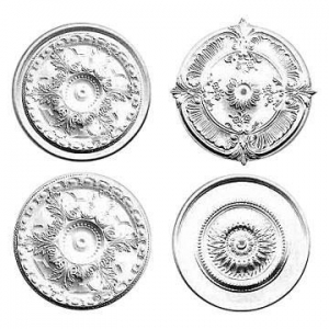 China Sell Gypsum Ceiling Rose on sale