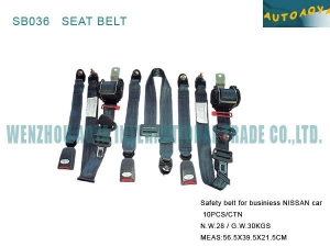 China seat belt on sale