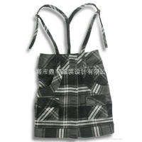Exported Japan ladies suspenders skirt in stock