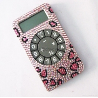 China Crystal Bling Calculators on sale