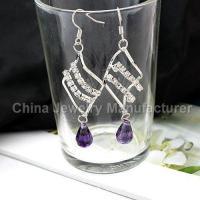 Fashion Jewelry Zircon Earrings