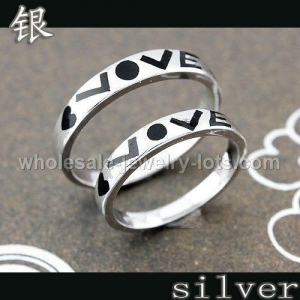 China Wholesale 925 Sterling Silver Jewelry Valentine Rings Korean on sale