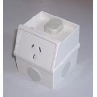 Electric Wall Switch Waterproof single powerpoint