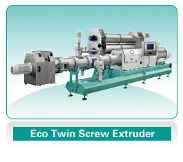 China Eco Twin Screw Extruder on sale