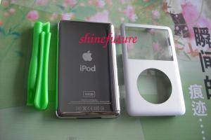 China IPOD 6TH CLASSIC silver ipod classic 80gb Front&Back Cover Shell Casilver ipod classic 80gb Front&Back Cover Shell Case on sale