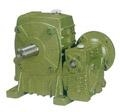 China Speed Reducer-Worm Gearbox Products>Speed Reducer-Iron Worm Gearbox(WPS)>Double speed reducer on sale