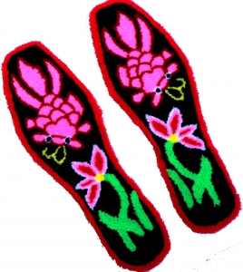 China Handcrafts shoes mat CC-S7019 on sale