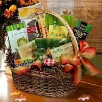 China All Gift Baskets Fall Gourmet - (Medium) FG472 on sale