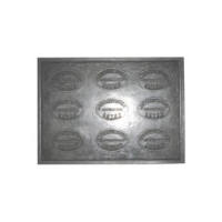 China PVC Stamp Material Word template on sale