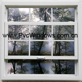 China UPVC Single Hung Windows Model No: Yataiwindow013 on sale
