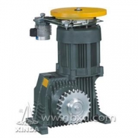 Geared Traction Machine ET160 Driving Machine for Escalators