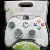Xbox 360 Wireless Controller (white)