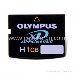 China Olympus XD Picture Memory Cards(512M,1GB,2GB) on sale