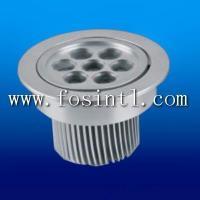 LED Recessed Spotlights 7x1W(¢105x92mm)