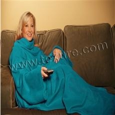 China TV Blanket with Sleeves, Snuggie DS2090-4-BTV on sale