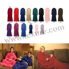 China Snuggie blanket, TV blanket DS2090-2-BTV on sale