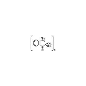 Chemical name: (2,2,4-Trimethyl-1,2-Dihydroquinoline polymer)