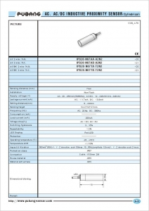 China IPD20 AC 2wire, AC/DC 2 wire,  Cable on sale