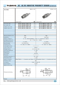 China IBT18 Short AC 2wire, AC/DC 2 wire,  Cable on sale