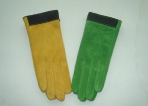 China Infant & Children Ladies leather gloves on sale