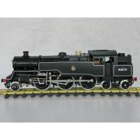 1:32 British 4MT 2-6-4 brass live steam G-scale power locomotives