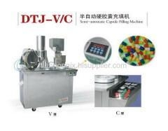 China Manual Capsule Filling Machine DTJ on sale