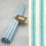 Aquamarine Tie Stripe
