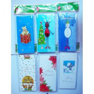 China Christmas Card Christmas Card on sale