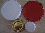 China Glasswork Metal Caps on sale