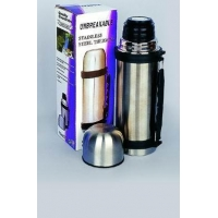 China KITCHENWARE 73367 Stainless Steel Thermos 1L on sale