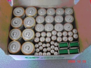 China Household Batteries GP BULK BATTERY SPECIAL - 8 x D, 12 x C, 16 x...[19099901] on sale