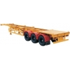 China container chassis(steering axle) for sale