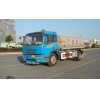 China Chemical liquid tank truck for sale