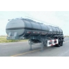 China Chemical liquid tank semi-trailer for sale