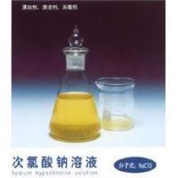 Sodiumhypochlor… Product:Sodium hypochlorite solution
