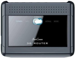 China 3G WIFI AP Router with PSTN SC-4304-3GP on sale