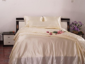 China Silk Quilt Series >> Silk Filled Comforter(RB-sq-13) on sale