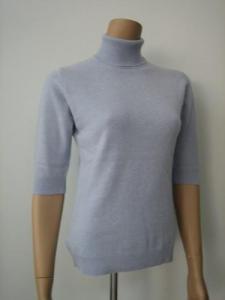 China Women Cashmere Sweater Turtleneck Cashmere Sweater/Turtle Neck Sweater for Women on sale