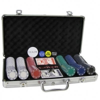 China 300 Suited Chip Poker Chip Set on sale