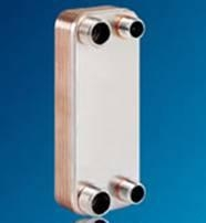 China Brazed Plate Heat Exchanger on sale