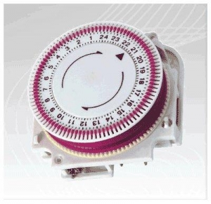 China 24 Hours Mechanical Timer Module on sale