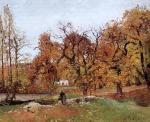 Impressionist(3830) Autumn_Landscape,_near_Pontoise